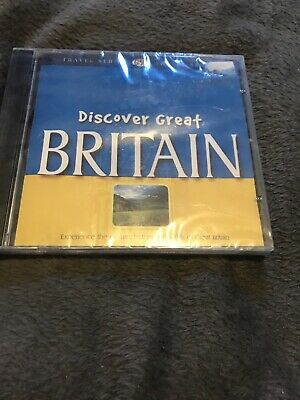 Discover Great Britain Pc Cd • 5£