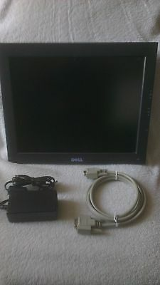 Dell Rack-Mountable TFT Monitor With Power Supply And Cable • 55£