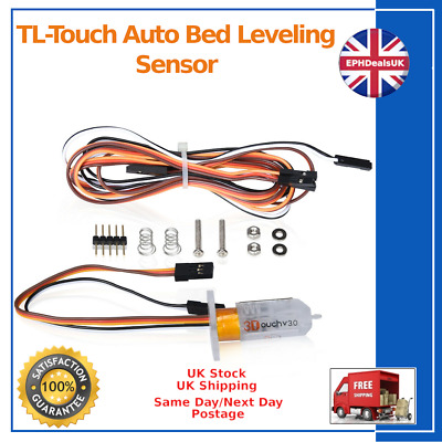 TL-Touch Auto Bed Leveling Sensor - For Precise 3D Printer Bed Level - UK Stock • 15.95£