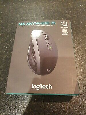 Logitech MX Anywhere 2S Graphite (910-005153) Mouse • 10£