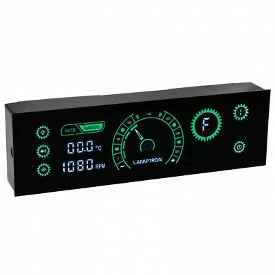 Lamptron CR430 LED And Fan Controller - Black / Green • 52.89£