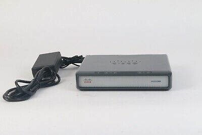 Cisco VG202XM VoIP Analog Phone Voice Gateway W/ Power Adapter • 49.40£