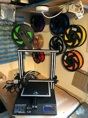 Geeetech A20 3D Printer With Filaments • 250£