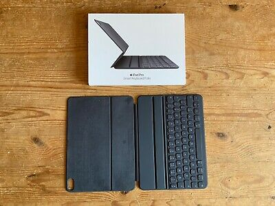 IPad Pro 11 2018 Smart Keyboard Folio, Used For Less Than A Week, Boxed • 100£