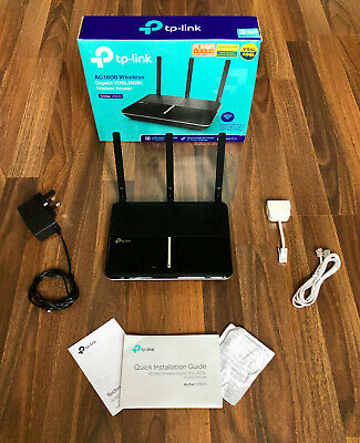 TP-Link Router • 1,500£
