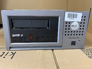 Dell PowerVault LTO3 External Tape Drive - NP888 • 200£