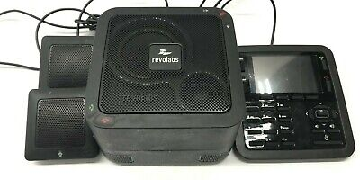 Revolabs FLX UC 1500 IP & USB Conference Phone With Extension Microphones • 99.99£