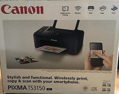 CANON PIXMA TS3150 All-in-One Wireless Inkjet Printer  • 49£