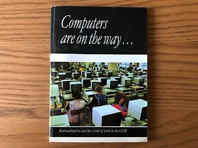 Vintage Computer Book - Computers Are On The Way By ??? • 2.99£