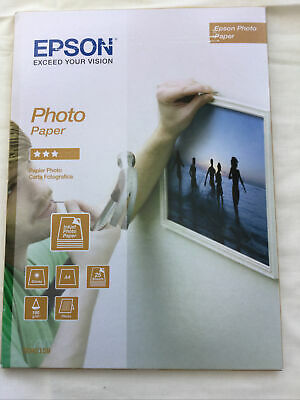 Epson Glossy Photo Paper • 15£