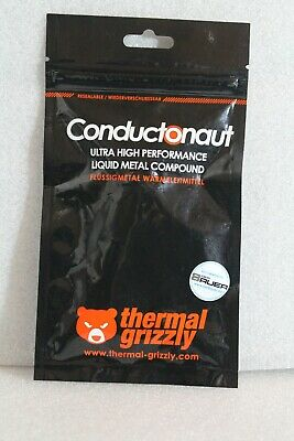 THERMAL GRIZZLY Conductonaut Liquid Metal Thermal Paste  • 4.99£