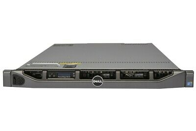 Dell Poweredge R610 Server, Two X5672, 3.2Ghz, 96Gb RAM • 447.21£