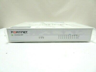 Fortinet Fortigate FG-60F - Network Security Firewall - Unused • 344.99£