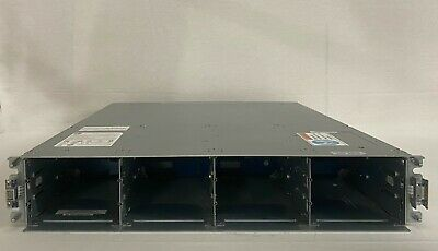 HP StorageWorks P2000 Modular Smart Array 3.5-in Drive Bay Chassis NO EAR AP838B • 50£