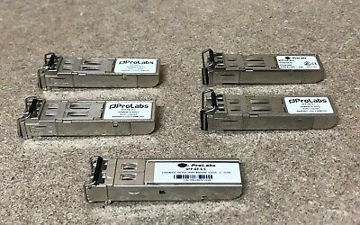 5x Compatible Cisco 1G 1000Base SFP Transceiver Module - Job Lot - SFP-GE-S-C • 15£
