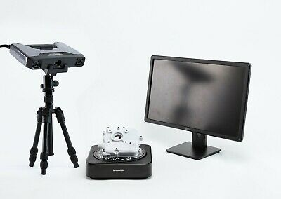EinScan Pro 2X Plus Handheld 3D Scanner With Turntable & Tripod • 5,589.21£