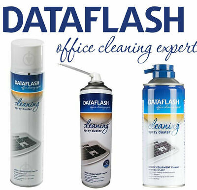 Air Duster Spray Gas Cleaner 400ml Compressed Dust Blower PC Laptop Keyboard Lot • 5.98£