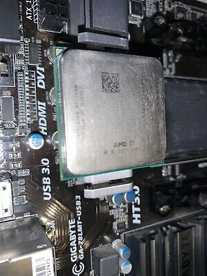AMD FX-8350 8 Core CPU @1.325v Stock • 65£