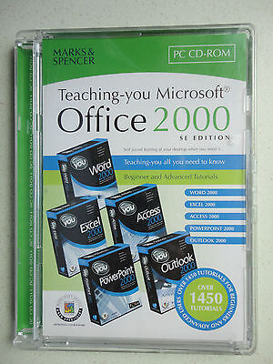 Marks And Spencer - Teaching You Microsoft Office 2000 • 8£