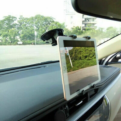 Universal Car Windshield Suction Cup Mount Holder For IPad 7 To 11 Inch Tablet • 6.99£