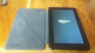 Amazon Kindle Fire 5th Generation With Case & SD Card Storage Of Over 28GB  • 9.99£