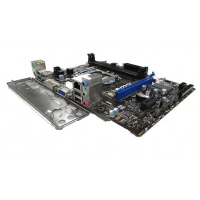 MSI H81M-P33 LGA1150 Military Class 4 Motherboard With I/O Shield • 34.95£