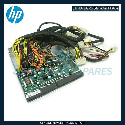 X1 Hp 491836-001 467999-001 Power Supply Backplane & Cables • 74.95£