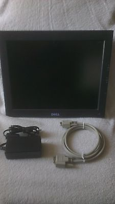 Dell Rack-Mountable TFT Monitor With Power Supply And Cable • 35£