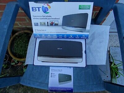 BT Home Hub 4r Modem Router With Smart Wireless • 2.99£