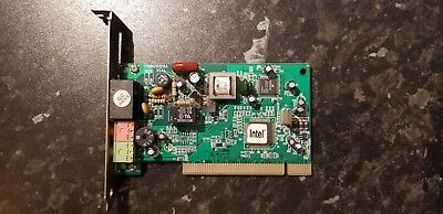 56K Internal PCI Modem Untested So Could Not Work • 2£