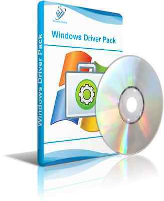 PC & Laptop Driver Pack - Install & Update Drivers For Windows XP/Vista/7/8/10 • 2.49£