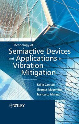 Technology Of Semiactive Devices And Applications In Vibration Mitigation HBK • 50£