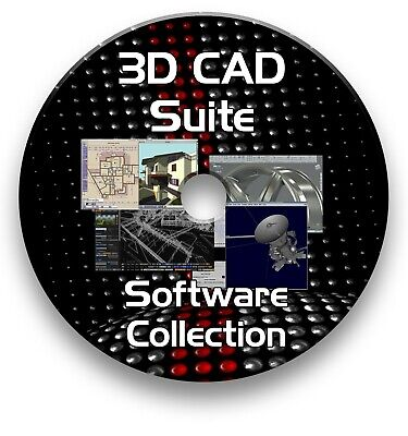 2D 3D CAD - AutoCAD DWG FILE COMPUTER AIDED SOFTWARE ENGINEERING MODELING ON DVD • 5.49£