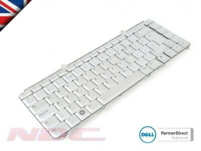 NEW Genuine Dell Inspiron 1525/1526 UK ENGLISH Laptop Keyboard - 0NK844 0RN127 • 8.99£