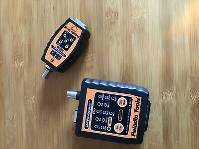 Paladin Tools Tester For BNC And RJ45 • 35£