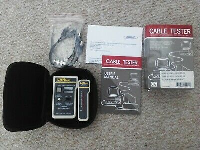 Lantest Network/Modular Cable Test Kit • 15£