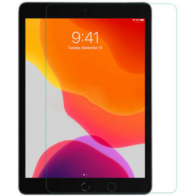 IPad Screen Protector Tempered Glass For Apple IPad 10.2  (2019) 7th Generation • 3.79£