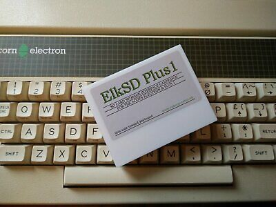 ElkSD-Plus1 Acorn Electron SD Memory Card Interface & 48K RAM Expansion • 42.99£