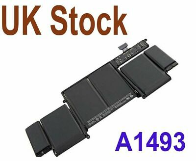 NEW Genuine/Original Apple Macbook Pro 13 Retina A1502 2013-2014 Battery - A1493 • 54.99£