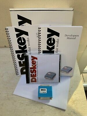 DESKey DK2 Software Protection That Works • 30£