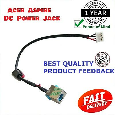 Acer Aspire DC Power Jack 5750 5755 E1-521 V3-531 V3-551 V3-571 Charging Port • 3.49£