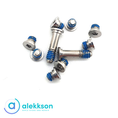 Screws Kit For Apple Macbook Air 13 A1369 A1466 Replacement Bottom Base Set UK • 2.29£