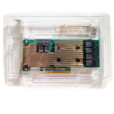 LSI Logic Controller Card 05-25699-00 9305-24i 24-Port SAS 12Gb/s Pci-e 3.0 • 435£