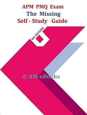 APM Project Management Qualification PMQ Exam Self Study Guide Course Manual BoK • 24.99£