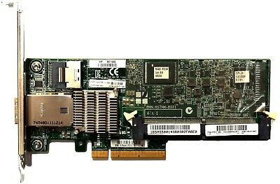 HP (633537-001) Smart Array P222 - FH PCIe-x8 SAS Controller (610669-001) • 18.49£