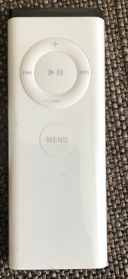 Genuine Apple Remote For Apple Tv, Mac, Itunes Brand New And Sealed • 7.99£