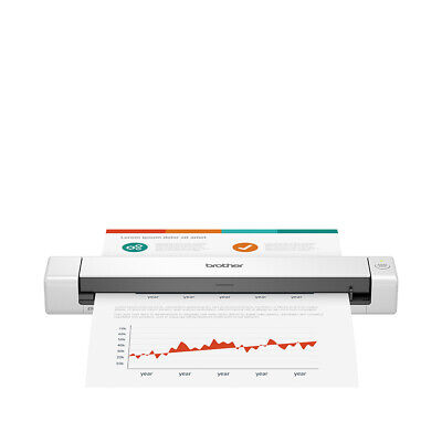 Brother DSmobile DS-640 A4 Mobile Document Scanner • 86.40£