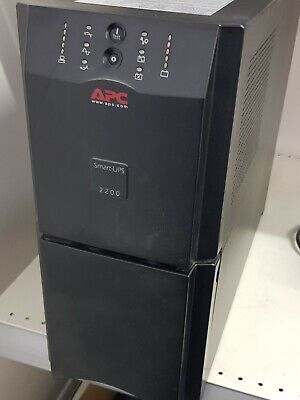 APC Smart-UPS (2200 VA) - Line Interactive - Tower (SUA2200i) UPS • 150£