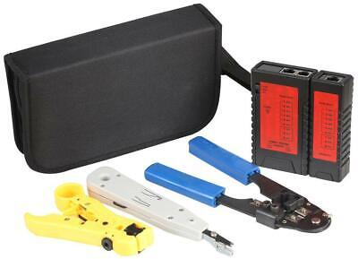 Tenma - 72-2960 - Cable Tester And Tool Kit • 38.29£