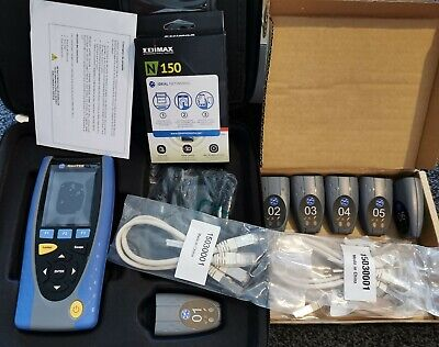 Ideal Navitek Plus Network / Cable Tester And Active Remotes Set  • 700£